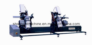 PVC Window Two-Head Water Slot Milling Machine (LXCZ2)