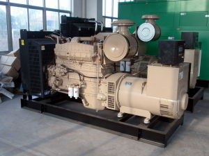Automatic Cummins Power Generator 240kw/300kVA (HF240C)
