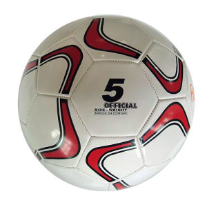 Machine Stitched PVC Football (XLFB-058)