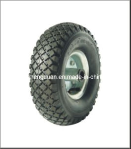 Rubber Wheel (300-4) pictures & photos