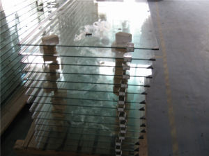 Flat/Curved Tinted or Clear Beijing Tempered Glass pictures & photos