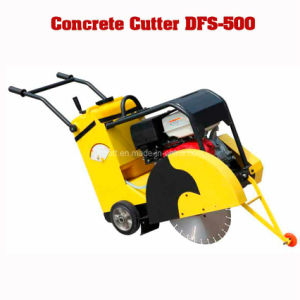 High efficient Concrete Cutter DFS500