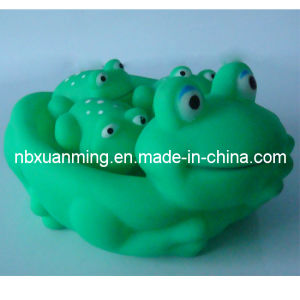 New Styles Frog Shape Baby Bath Floating Toy