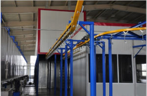 Conveyor Automatic Powder Coating Painting Line pictures & photos