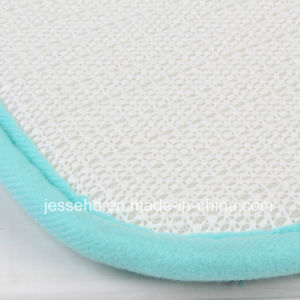 Good Quality Waterproof Home Textile Anti Slip Bathroom Mat Set pictures & photos
