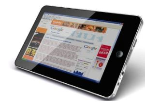 "Hot Google Android 7"" Tablet PC Touch Screen WiFi Netbook Computer UMPC Mid With Camera 256MB 2GB HD, Black"
