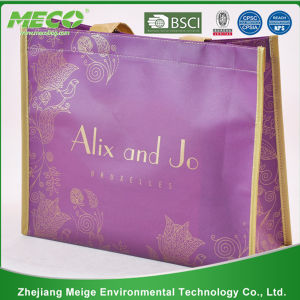 Non Woven Bag with Laminated for Shopping (MECO171) pictures & photos