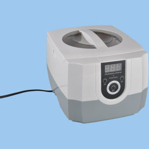 Digital Time Display 2.4 Pint Dental Ultrasonic Cleaner pictures & photos