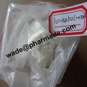 Oral Turinabol Powder 4-Chlorodehydromethyltestosterone Powder Online pictures & photos