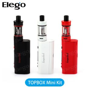 100% Authentic Kanger Topbox Mini Starter Kit E Cigarette (75W) pictures & photos