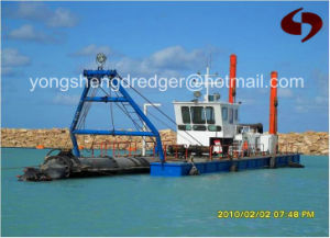 River Sand Dredge with Dredging Depth 15m pictures & photos