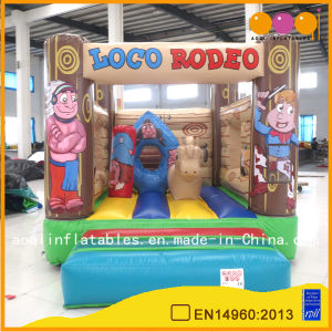 Catoon Theme Inflatable Jumping Bounce (AQ02151-2) pictures & photos