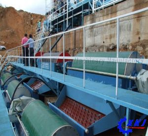 300 Tpd Sea Sand Iron Concentrate Line Magnetic Separator pictures & photos