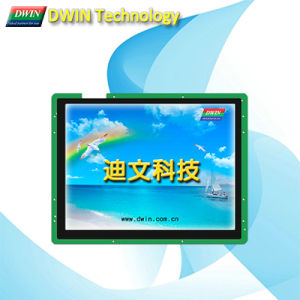 "Industrial 10.4"" Uart TFT LCD Module/HMI, Touch Screen Optional, Dmt80600t104_03W"