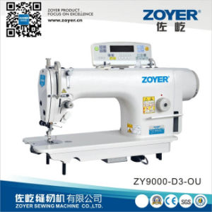 Zoyer Computer Lockstitch Industrial Sewing Machine with Auto-Trimmer (ZY9000D-D4 OU) pictures & photos