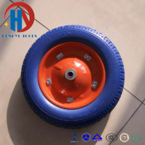 PU Foam Wheels for Hand Truck pictures & photos