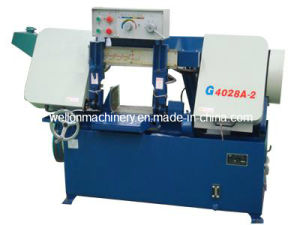 Band Sawing Machine (Horizontal Band Saw GB4028 GB4028A-1 GB4028A-2) pictures & photos