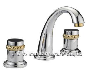 """8"""" Wide-Spread Bathroom Faucet (E-41)"""