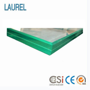Float/Tinted/Reflective Tempered Laminated Glass for Building Glass (YL2013001)