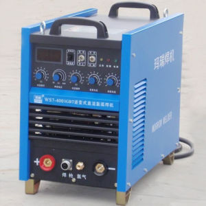 WS7 Series IGBT Inverter HF TIG Welder (WS7-400) pictures & photos