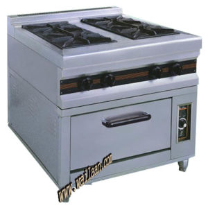 4-Burners Gas Range with Gas Oven (GTL-714)