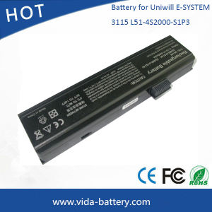 Battery Charger for Uniwill E-System 3115 L51-4s2000-S1p3 Power Bank pictures & photos