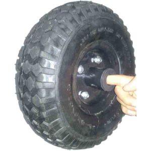 10 Inch Pneumatic Wheel for Casters, Hand Trucks, Wheel Barrows, Trolleys