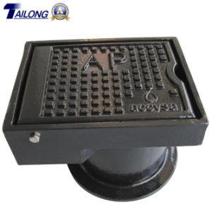 OEM Ductile Iron/Gray Iron Sand Casting Meter Box