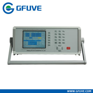 Class 0.02 Portable High Precision Three Phase Multifunction Reference Standard Energy Meter pictures & photos