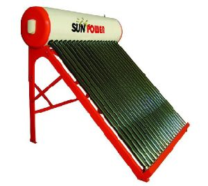 Compact Low Pressure Solar Water Heater pictures & photos