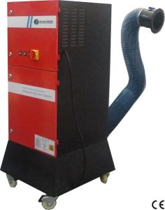 Electrostatic Welding Fume Purifier for Environmental Protection