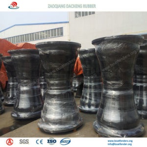 Strong Crushing Resistance D Type Rubber Fender for Wharf pictures & photos