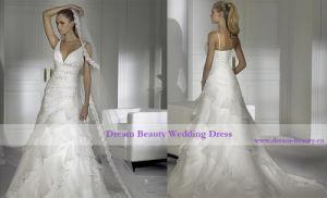 Wedding Dress & Bridal Gown (Hs55-Mic)