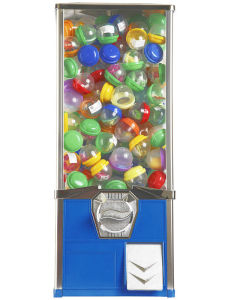 "25"" Versatile Bulk Candy, Gumball & Toy Capsule Vending Machine (TR825) pictures & photos"