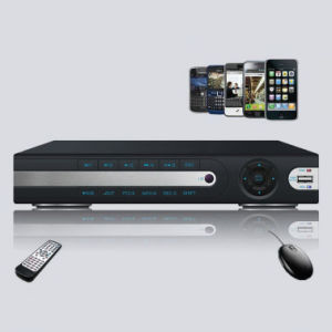 960h High Resolution CCTV DVR (W3-D3604HT) pictures & photos