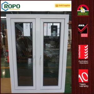UPVC/PVC Hurricane Impact Double Glazed Windows and Doors Design pictures & photos