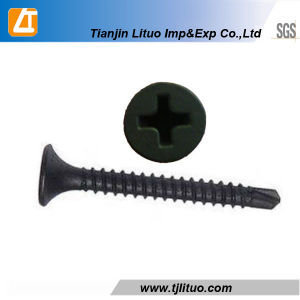 Black/Grey Self Drilling Drywall Screw Tianjin Factory pictures & photos