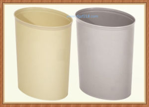 USA Eco-Friendly Plastic Hotel Litter Bin with Superior Quality Supplier pictures & photos