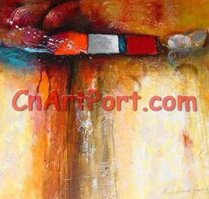 Abstract Painting (Apor0020)