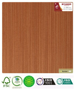 Veneer (769Q) with Paper Back