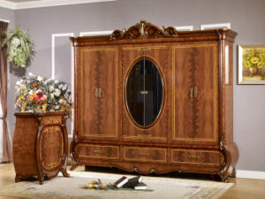 6 Door Wardrobe/Chest (WLL-8837)