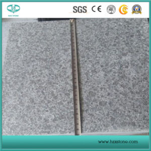 Polished, Flamed G684 (black pearl) Black Granite pictures & photos