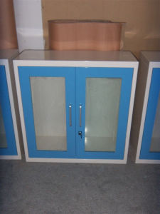 Glass Door File Storage Cabinet pictures & photos