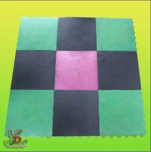 Assembled Sport Floor (9)
