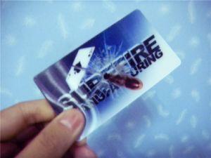 Hot 3D Card (P-D-008)