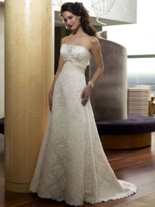 Wedding Dress, Bridal Dress (WDSJ031)