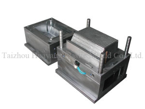 Plastic Injection Gridding Tray Mould (HY057) pictures & photos