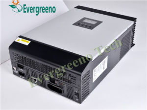 Solar Inverter 5kVA 24V 2400W Pure Sine Inverter 40A MPPT Charger pictures & photos