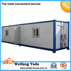 Continious Sandwich Panel Container House (CH012)