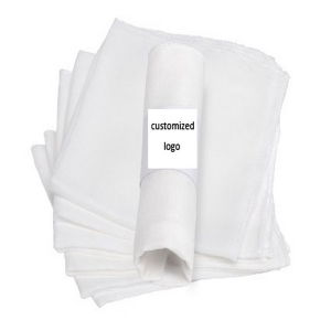 High Quality Cleaning Muslin Cloth Facial Washcloth pictures & photos